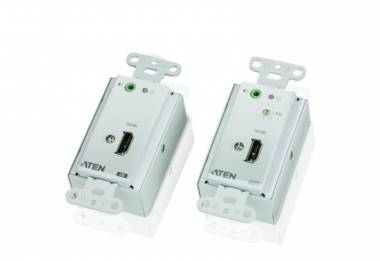 Aten VE806 - HDMI/Audio Cat 5 Extender Wall Plate (US) 40m