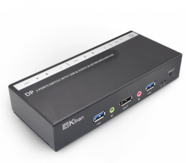 DPU102 - 2 Port USB 3.0 4K DisplayPort