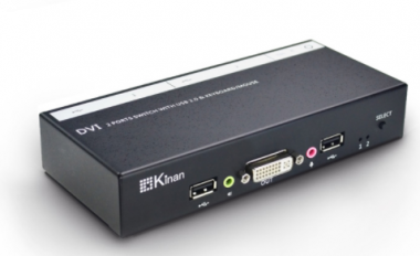 DV1102 - 2 Port DVI USB KVM Switch