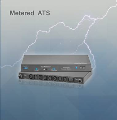 InfraPower Metered ATS
