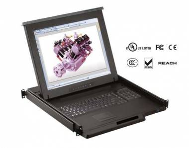 RKP117/119 - LCD Console Drawer