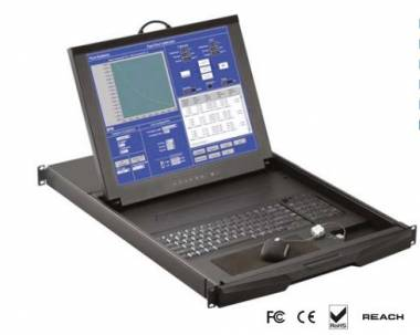 RKP7/9 - LCD Console Drawer