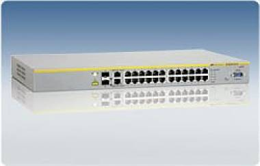 Switch AT-8000S/24PoE